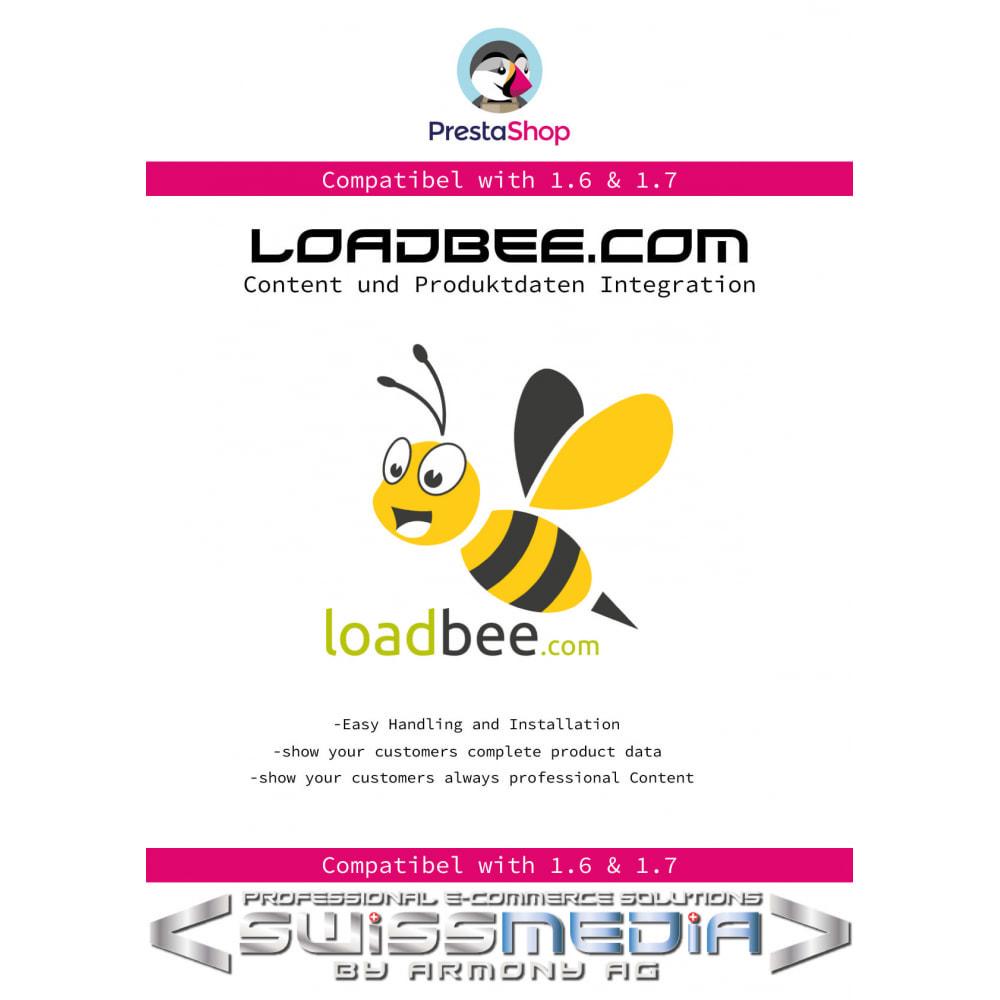 module - Bijkomende Informatie - Loadbee.com Productdata & Content Integration - 1
