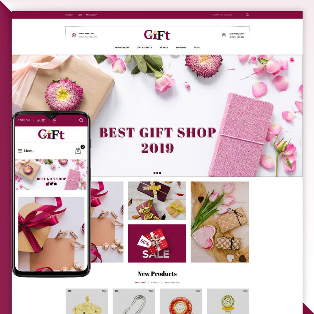 theme - Regalos, Flores y Celebraciones - Gift - Store - 1