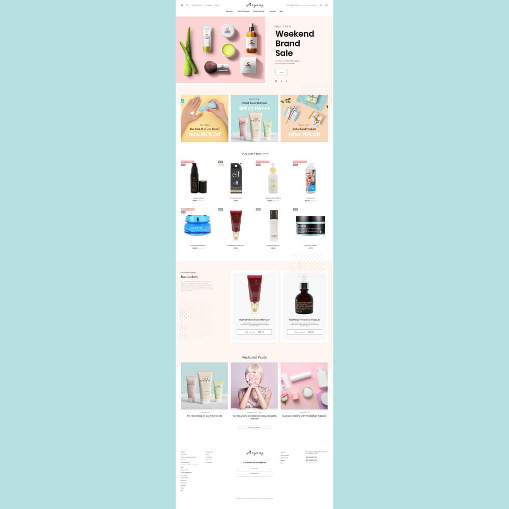 theme - Salud y Belleza - Meyang - Korean Cosmetics Shop - 4