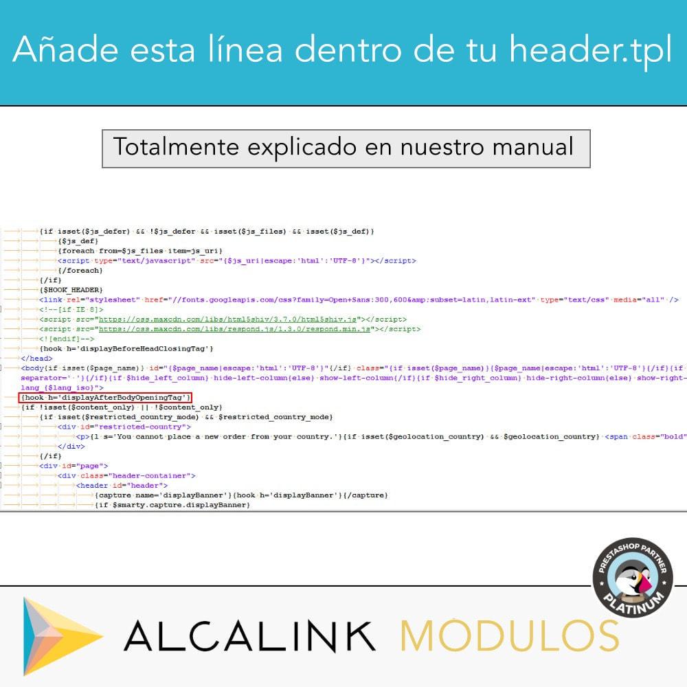 module - Informes y Estadísticas - Google Tag Manager + Complementos. Actividad usuarios. - 11