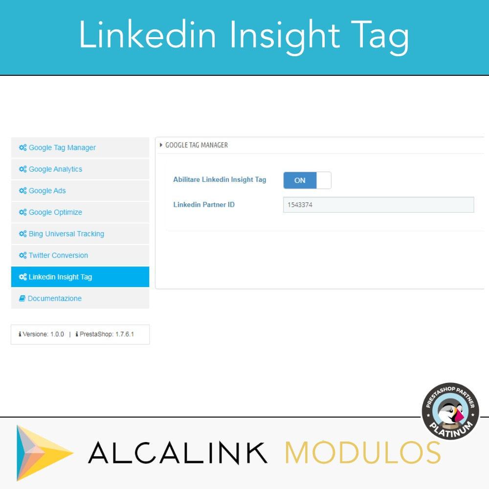module - Analytics & Statistiche - Google Tag Manager + complementi. Attività dell'utente - 9