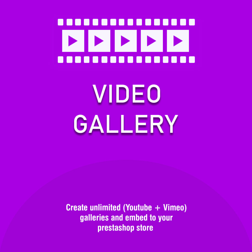 module - Videos & Musik - Youtube + Vimeo Video Gallery - 1