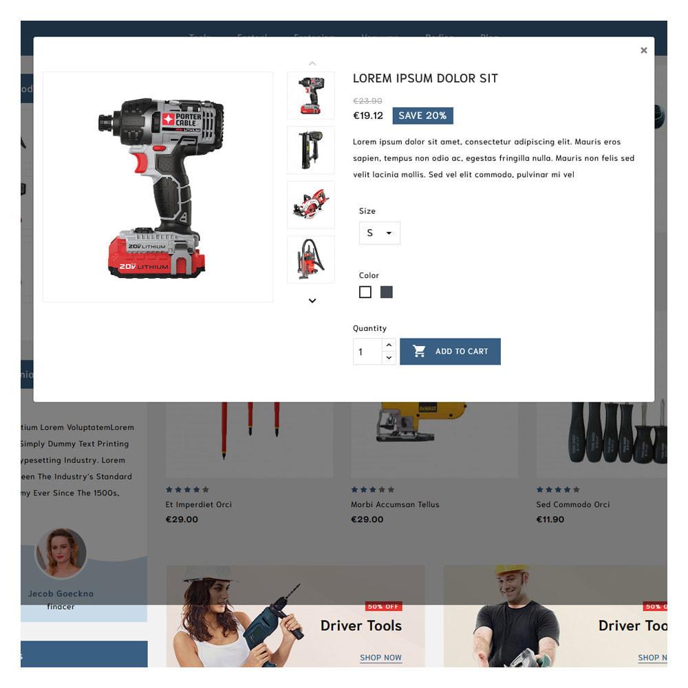 theme - Auto & Moto - Loogs Tools - 9