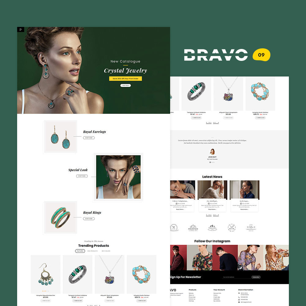 theme - Fashion & Shoes - BRAVO - Multi Purpose Boutique Shop - 10