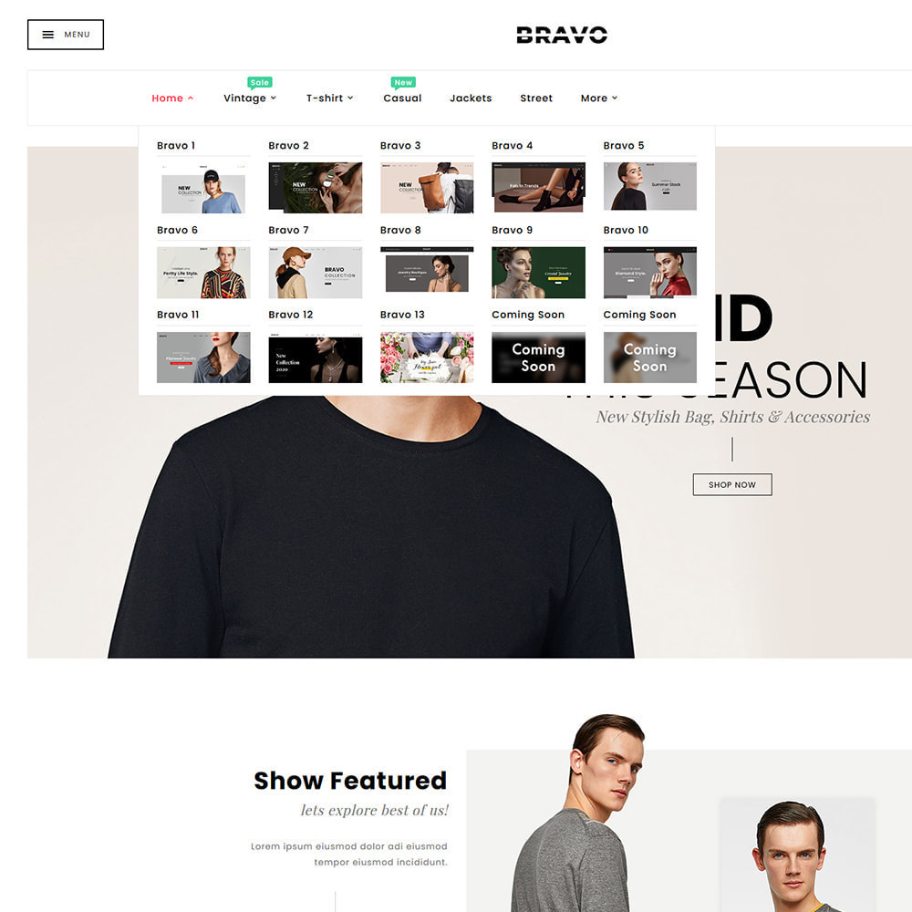 theme - Fashion & Shoes - BRAVO - Multi Purpose Boutique Shop - 21