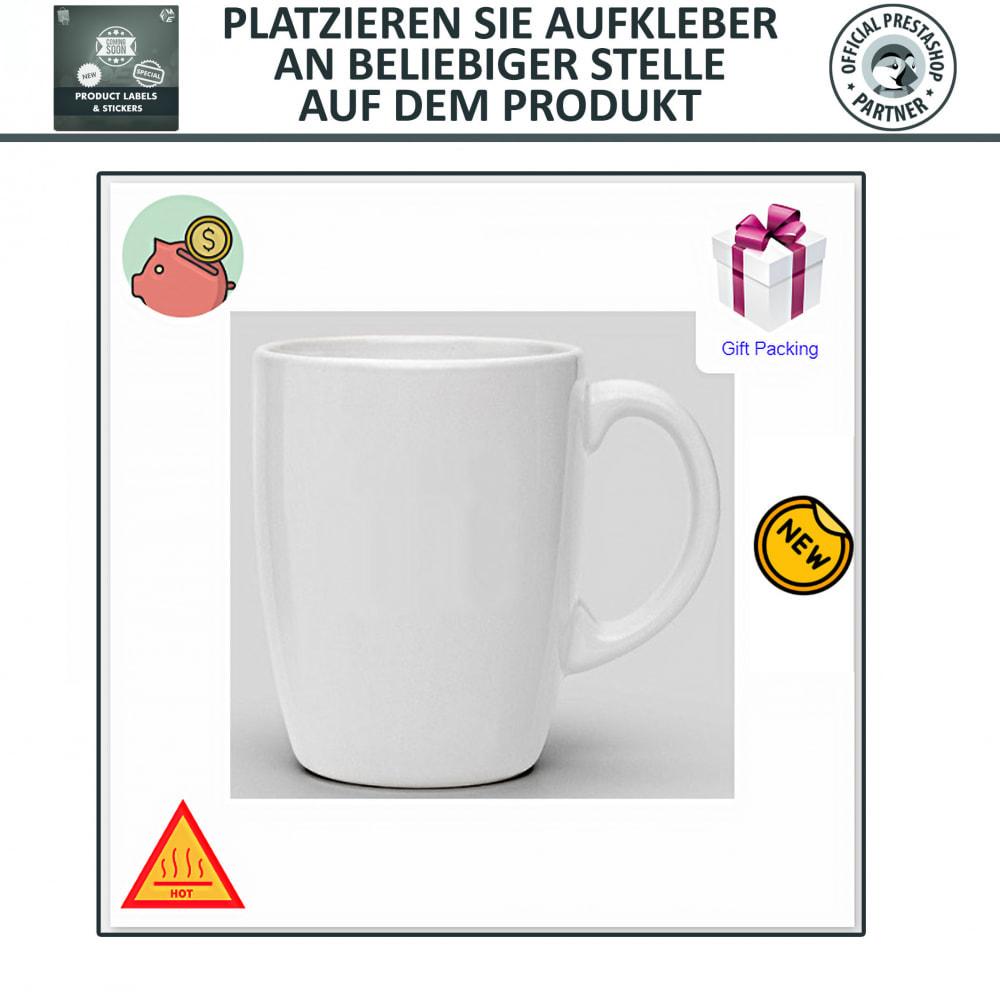 module - Badges & Logos - Produktaufkleber und Aufkleber - 5