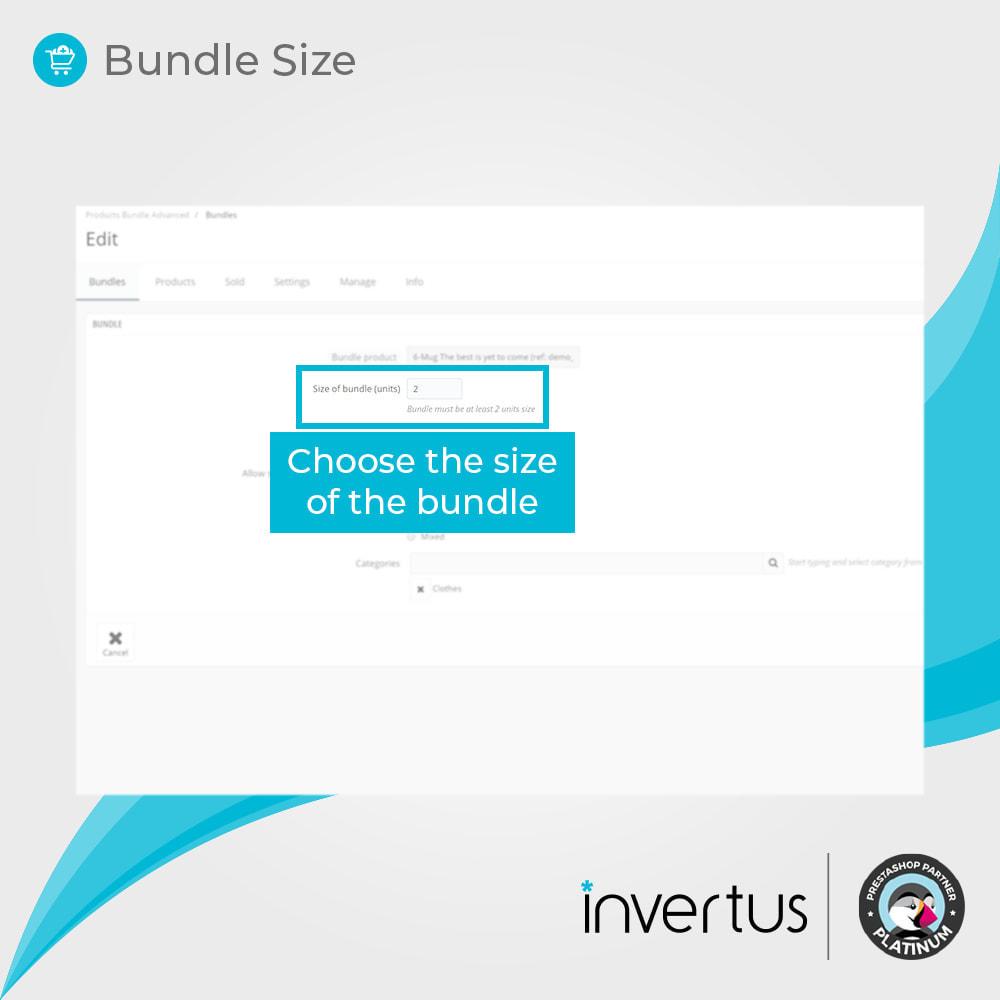 module - Cross-Selling & Produktbundles - Products Bundle Advanced - Product Pack - 9