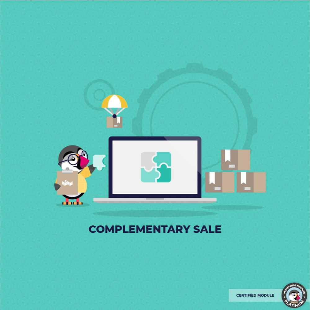 module - Cross-Selling & Produktbundles - Additional Sales Pack - 1