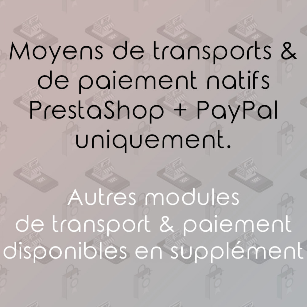 module - Mobile - PrestApp - Thème Site Mobile & Notifications Push - 3