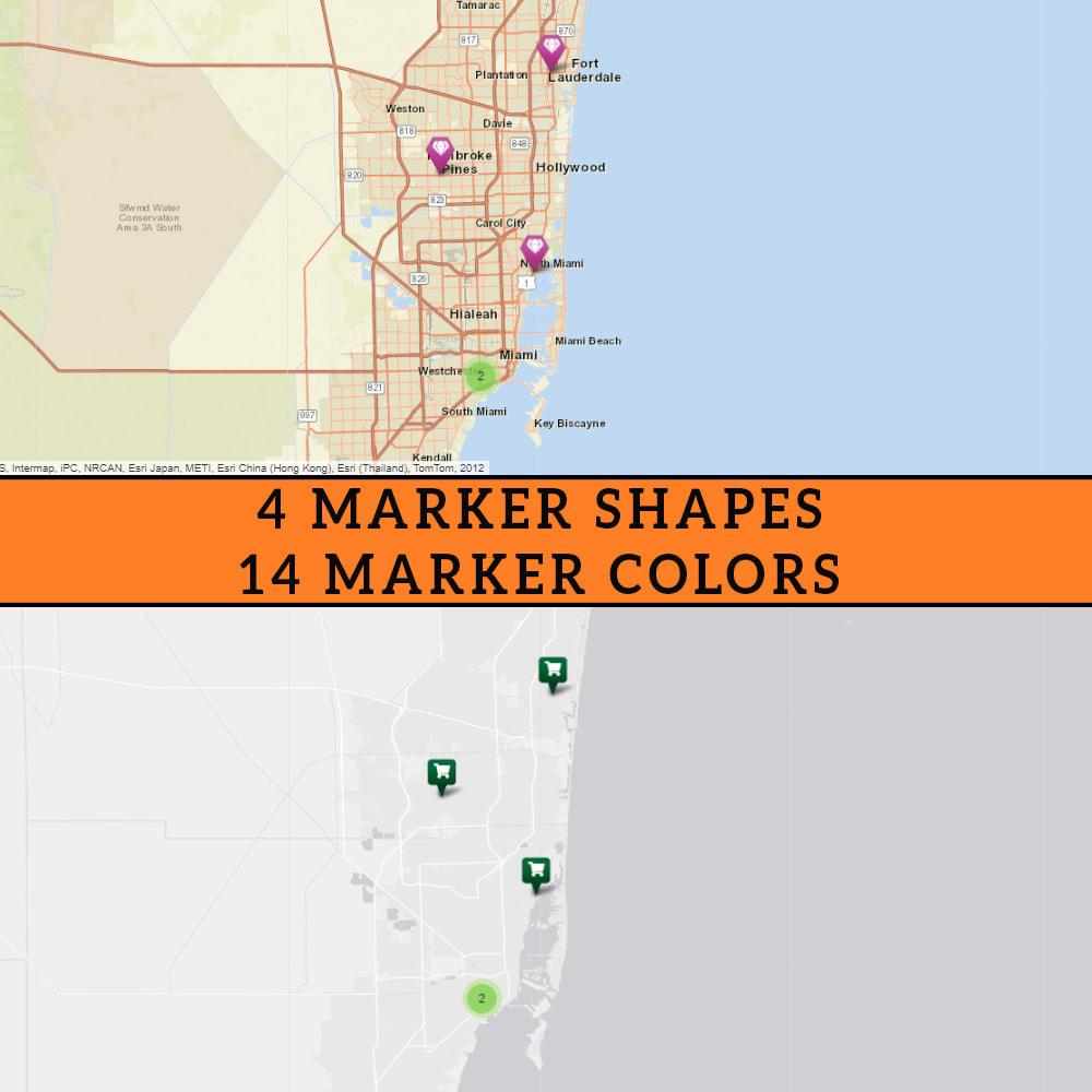 module - Międzynarodowość & Lokalizacja - Premium Lokalizator sklepów (DARMOWY - Bez Google Maps) - 4