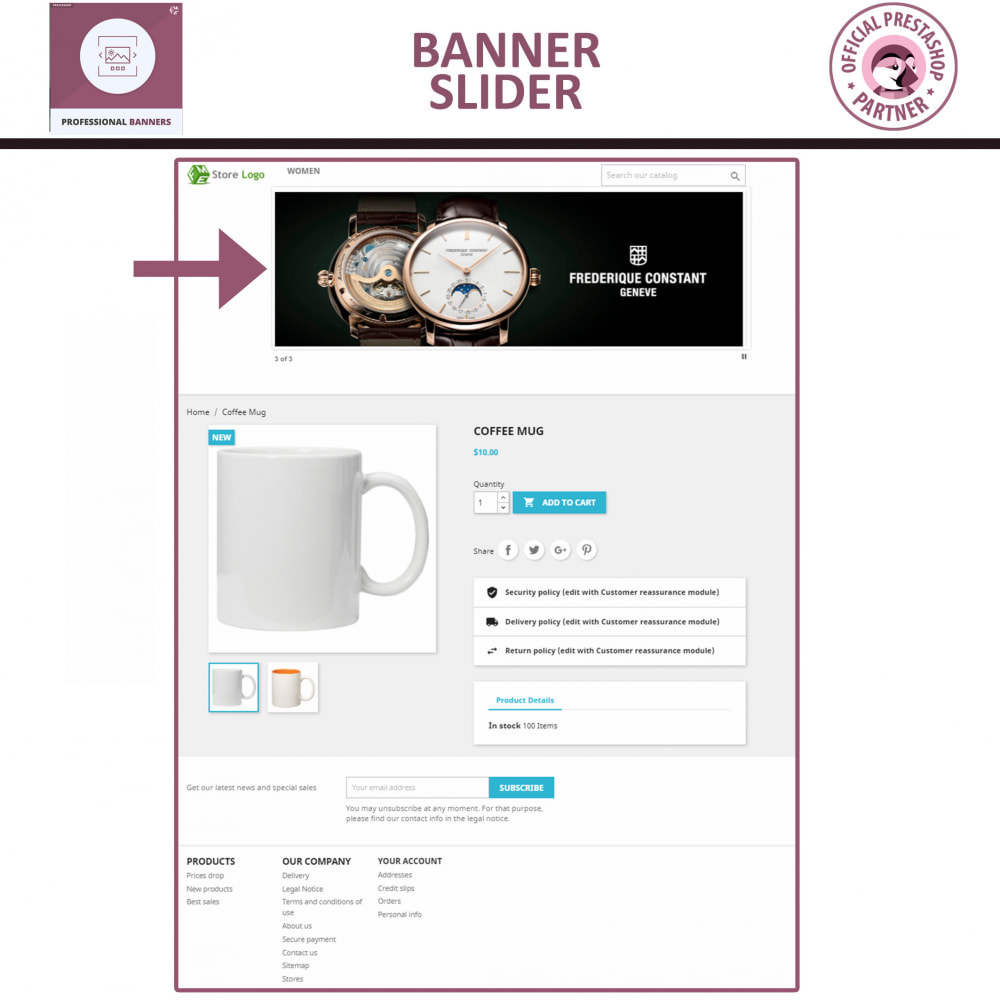 module - Sliders & Galerias - Professional Banners - Responsive Banner & Image Slider - 2