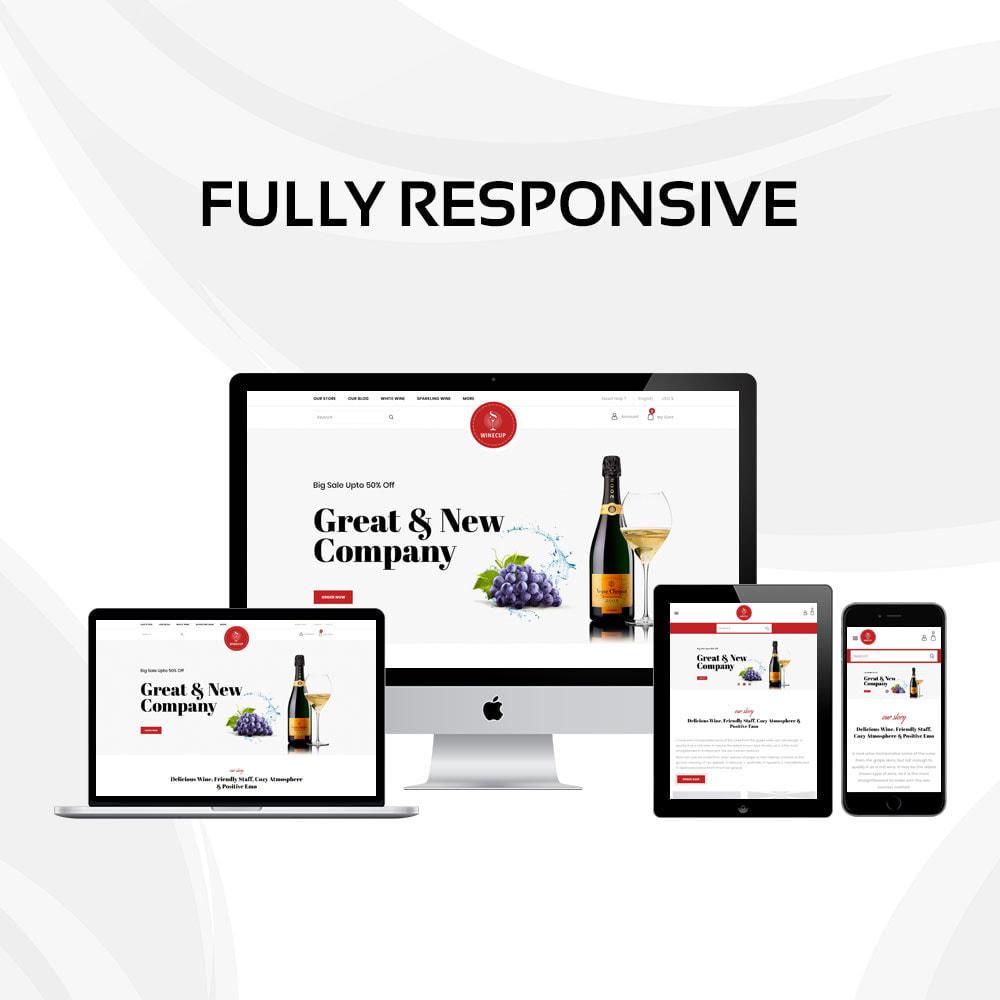 theme - Boissons & Tabac - Winecup - Le magasin de vin - 3