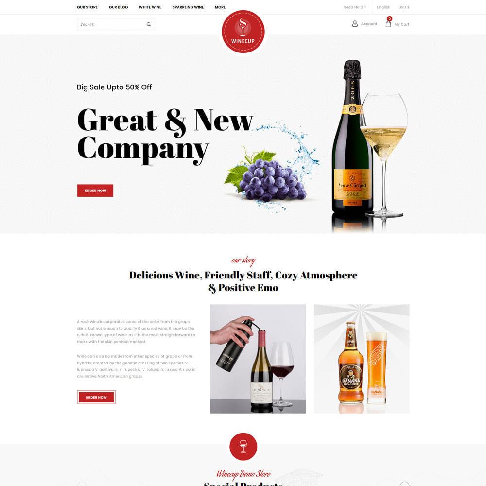 theme - Boissons & Tabac - Winecup - Le magasin de vin - 4