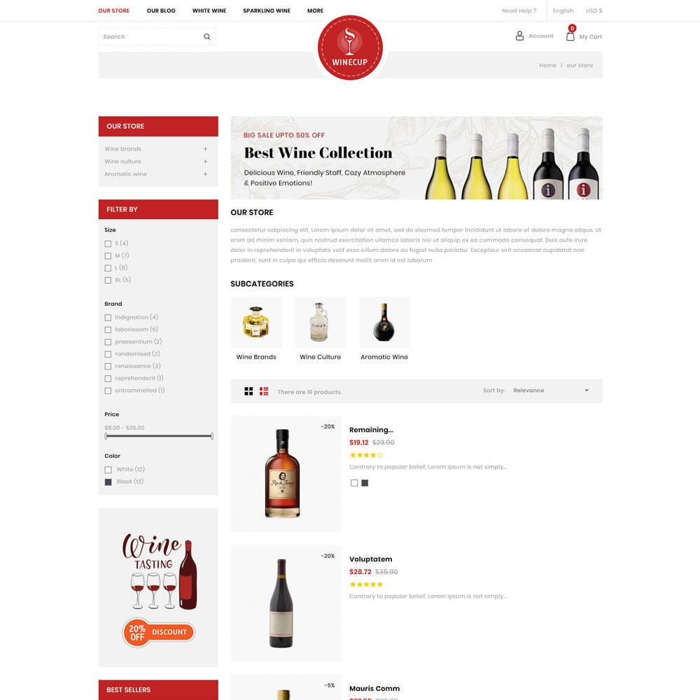 theme - Bebidas y Tabaco - Winecup - La tienda de vinos - 6