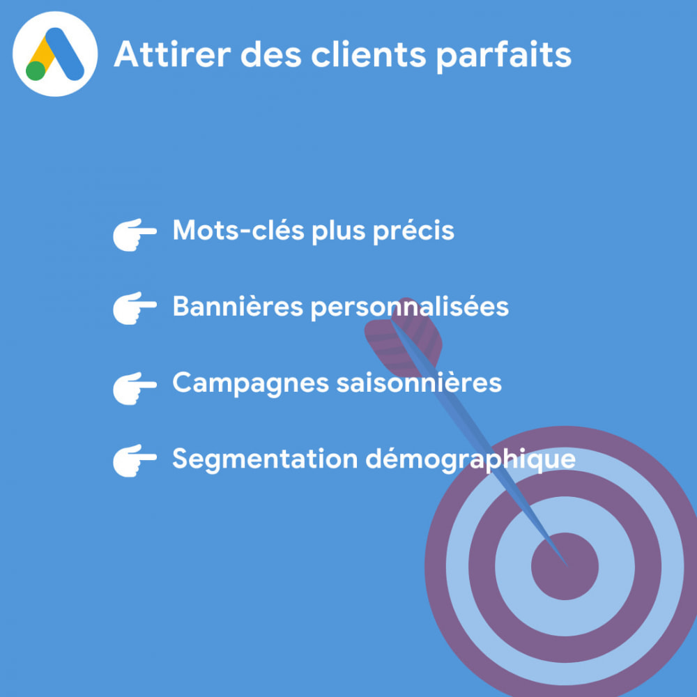 module - Référencement payant (SEA SEM) & Affiliation - Ads on Google (Google Shopping + Dynamic Remarketing) - 2