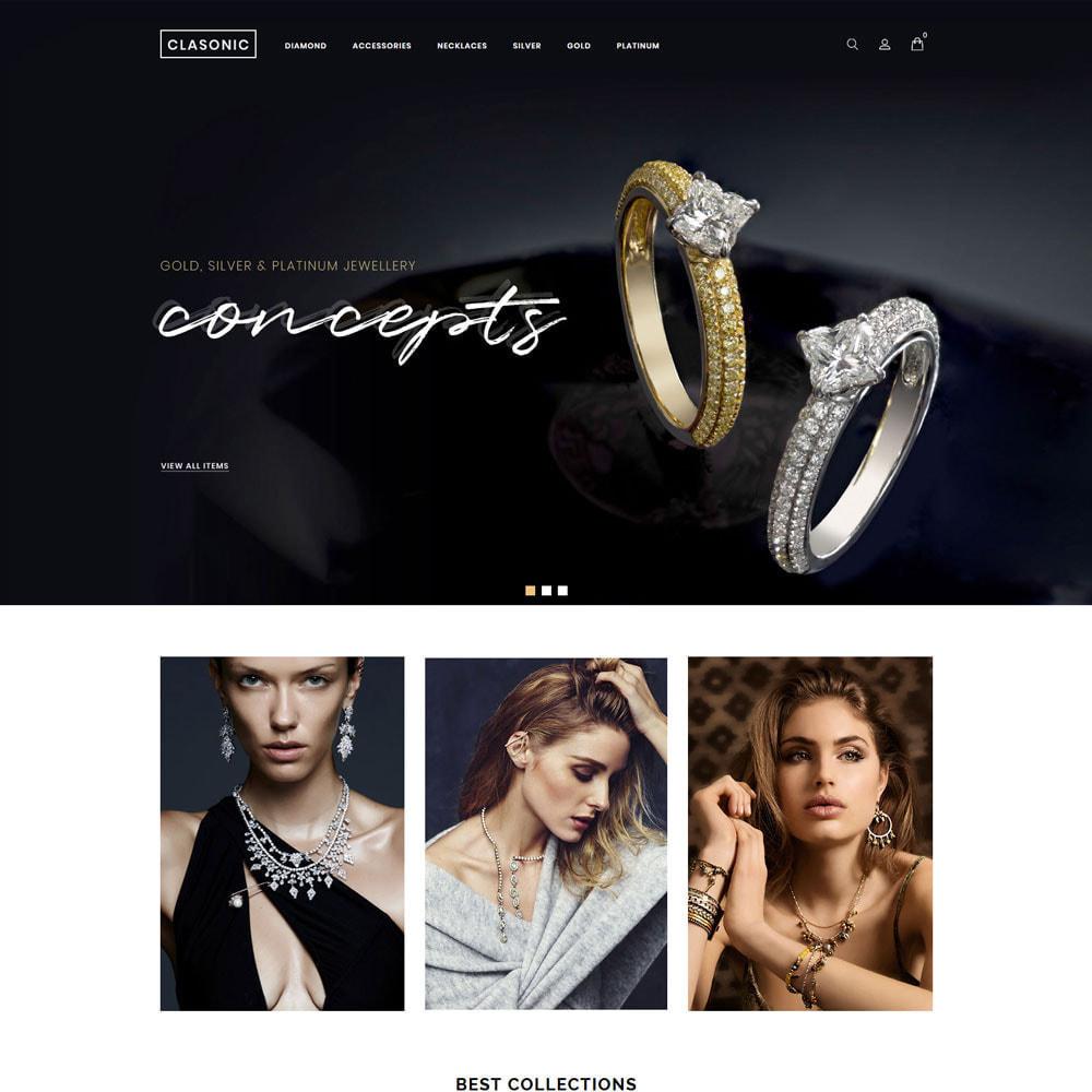 theme - Ювелирные изделия и Аксессуары - Classoni Store - 3