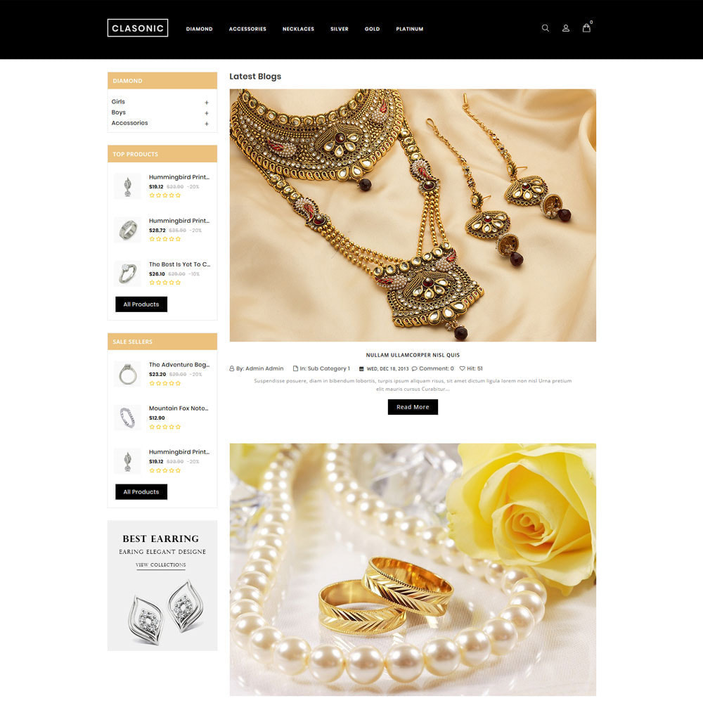 theme - Schmuck & Accesoires - Classoni Store - 7