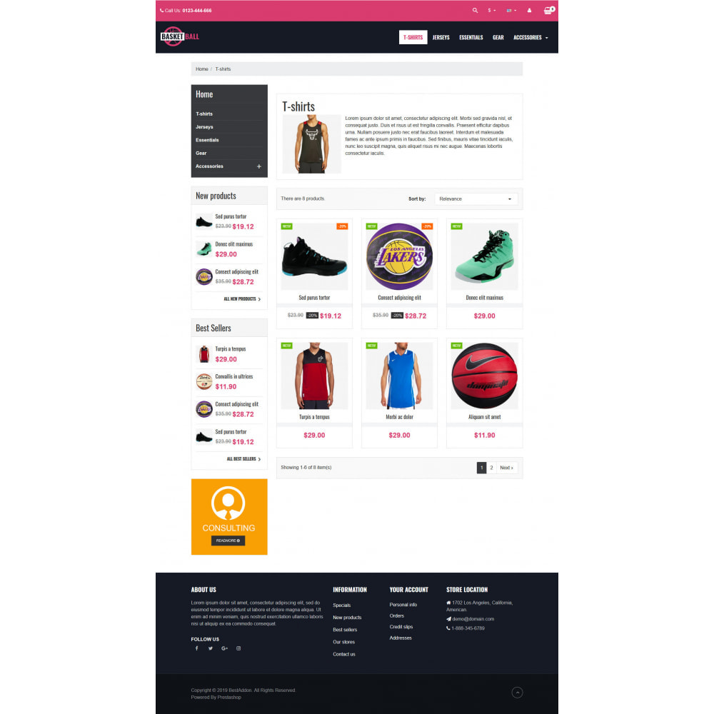 theme - Sport, Loisirs & Voyage - VP_Basketball - 3