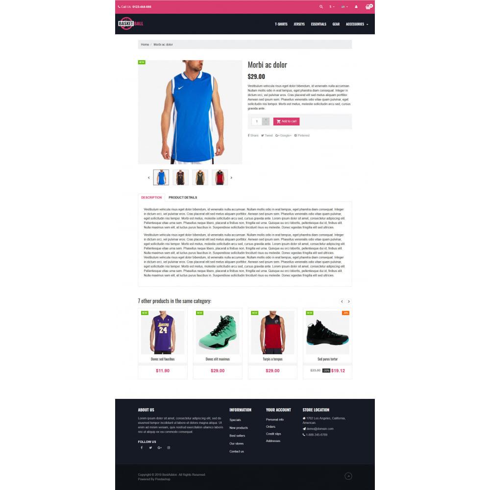 theme - Sport, Loisirs & Voyage - VP_Basketball - 4
