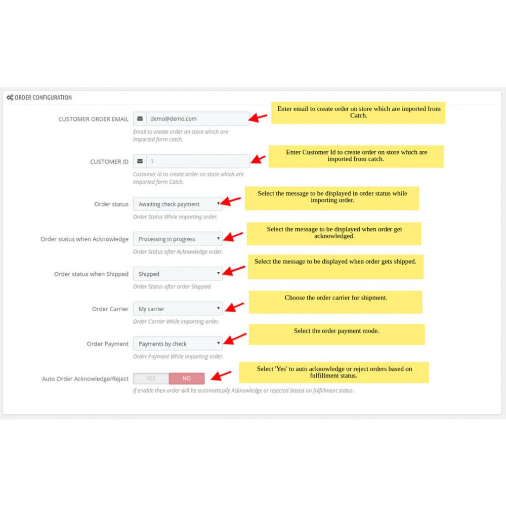 module - Revenda (marketplace) - Catch Integration - 4