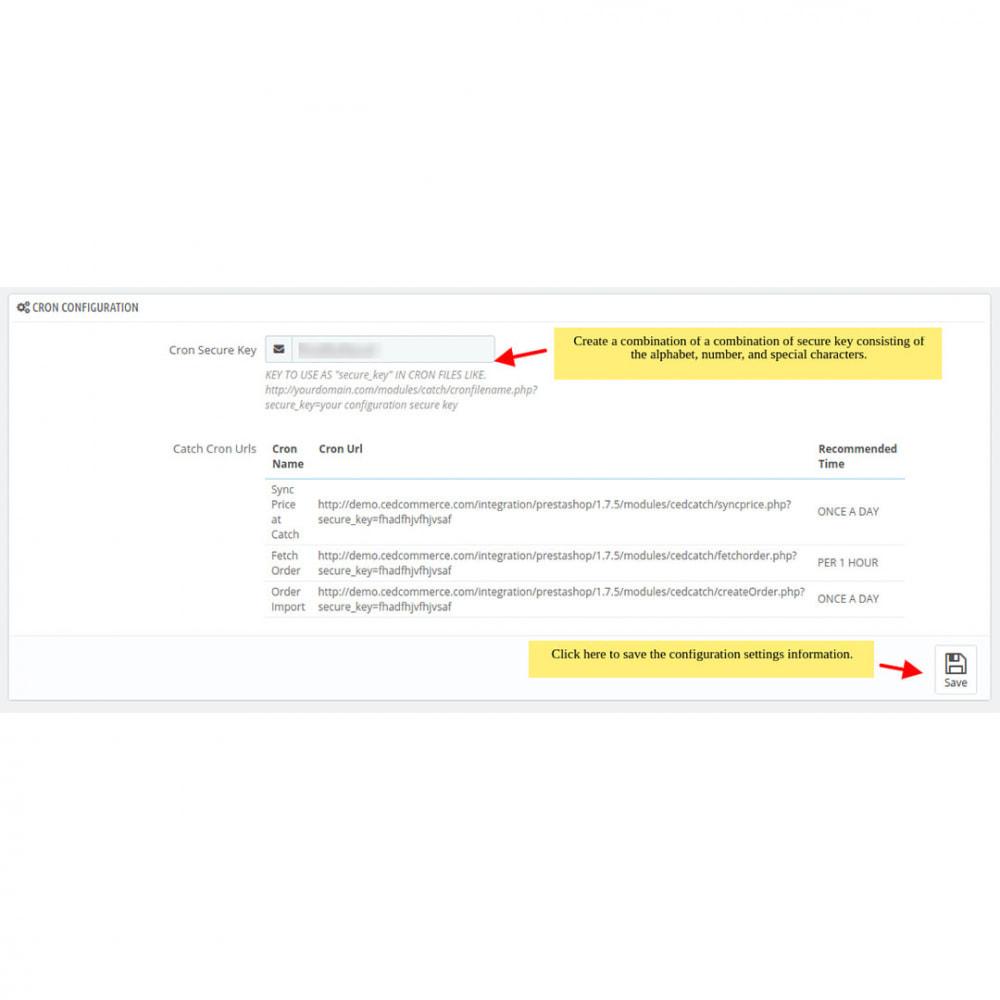 module - Revenda (marketplace) - Catch Integration - 5