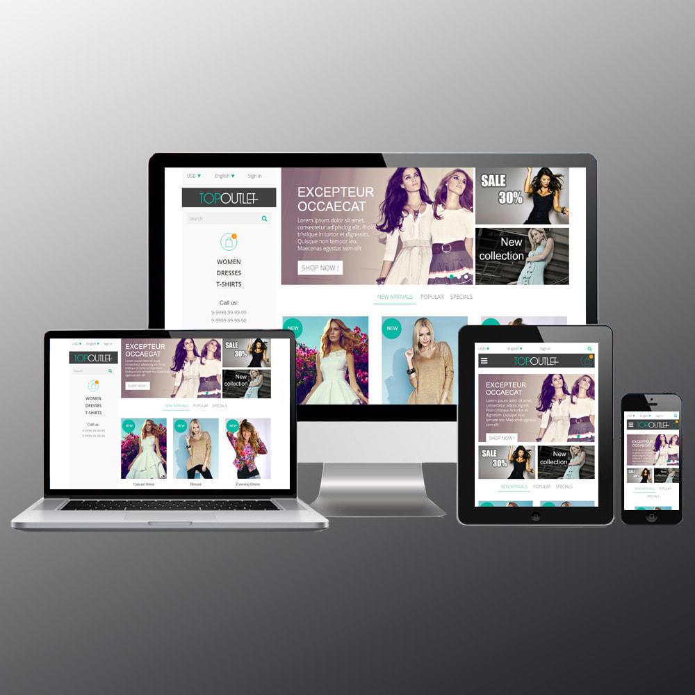 theme - Moda & Obuwie - Sklep mody Membrana - 2