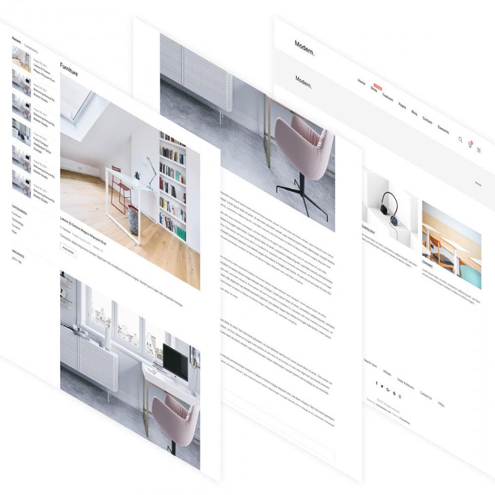 theme - Home & Garden - Modern - Minimal Decor Store - 5