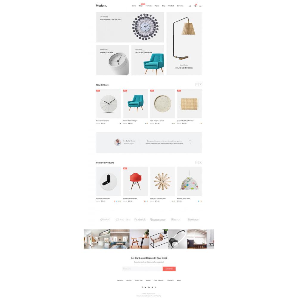 theme - Home & Garden - Modern - Minimal Decor Store - 9