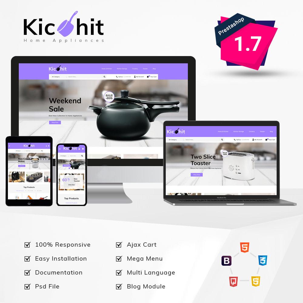 theme - Casa & Giardino - Kichit - kitchen Store - 1