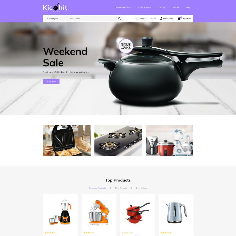 theme - Casa & Giardino - Kichit - kitchen Store - 2