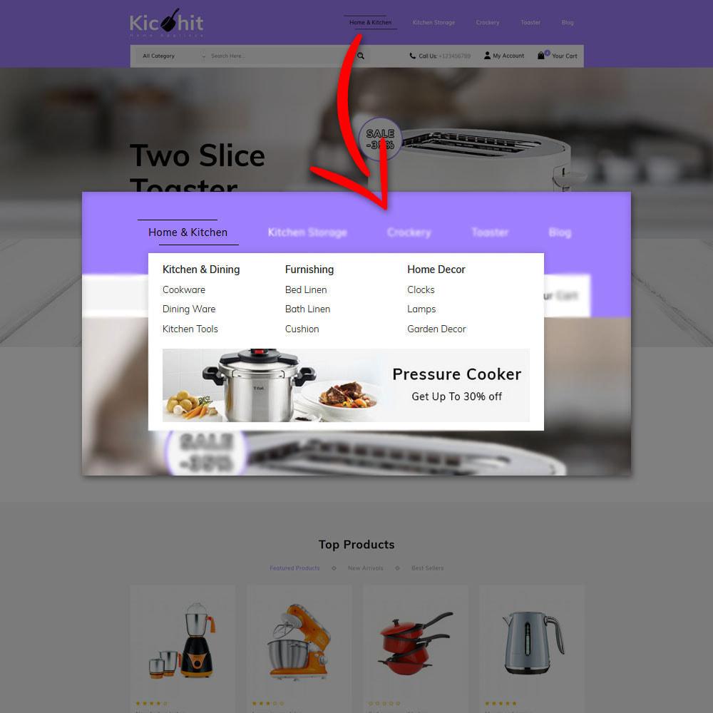 theme - Casa & Giardino - Kichit - kitchen Store - 8
