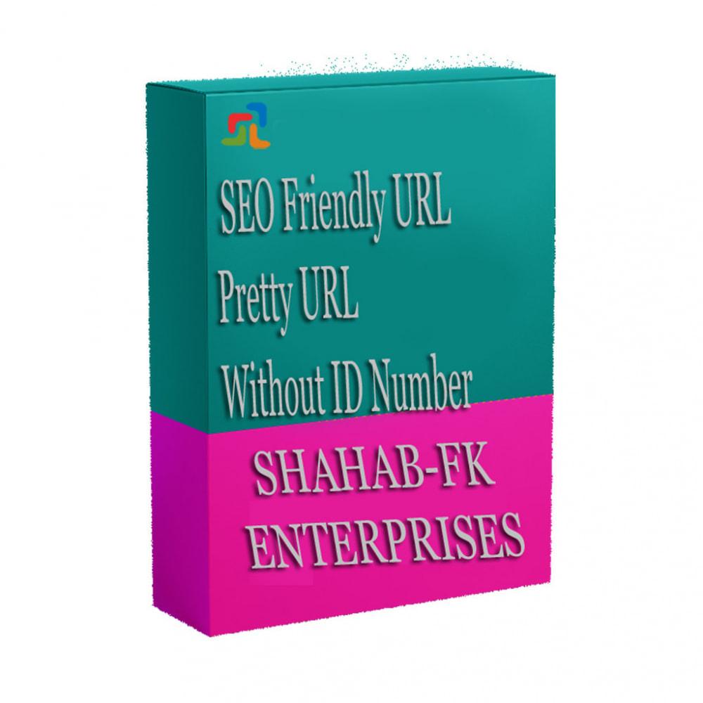 module - SEO - SEO Friendly URL - Hübsche URL ohne ID-Nummer - 5