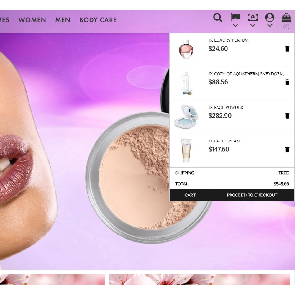 theme - Salute & Bellezza - Beauty Cosmetic - 6