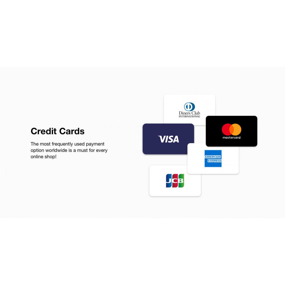 module - Paiement par Carte ou Wallet - payever - One plugin. All payment methods. - 3