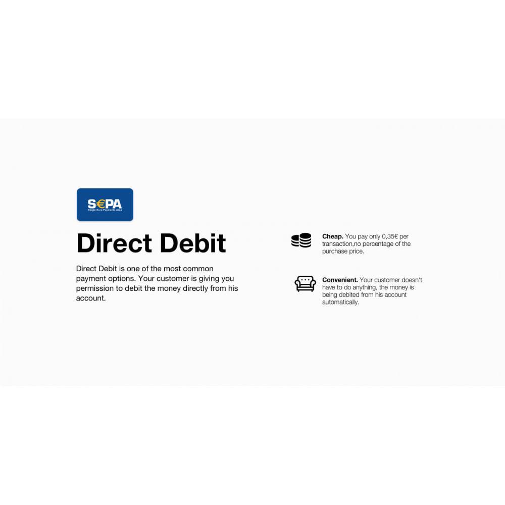 module - Paiement par Carte ou Wallet - payever - One plugin. All payment methods. - 7