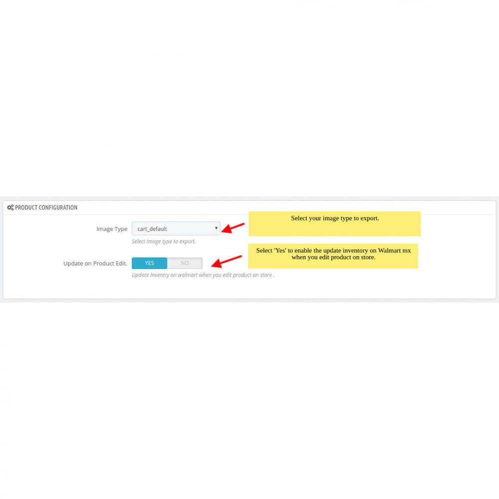 module - Datenabbindungen zu Drittsystemen (CRM, ERP, ...) - Walmart Mexico Integration - 3