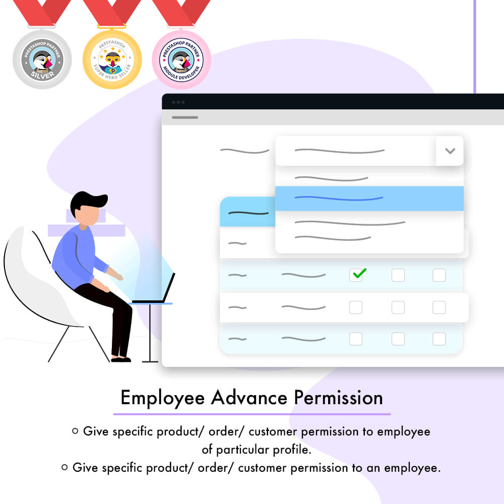 module - Amministrazione - Employee Advance Permission | Admin Staff - 1