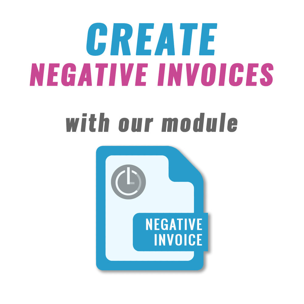 module - Accounting & Invoicing - LC Negative Invoice Manager - 1