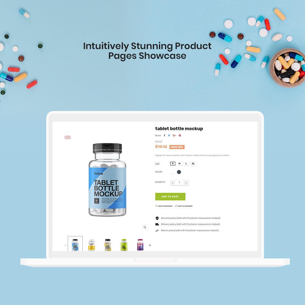 theme - Salud y Belleza - Medicor - Perfect Pharmacy Store - 2
