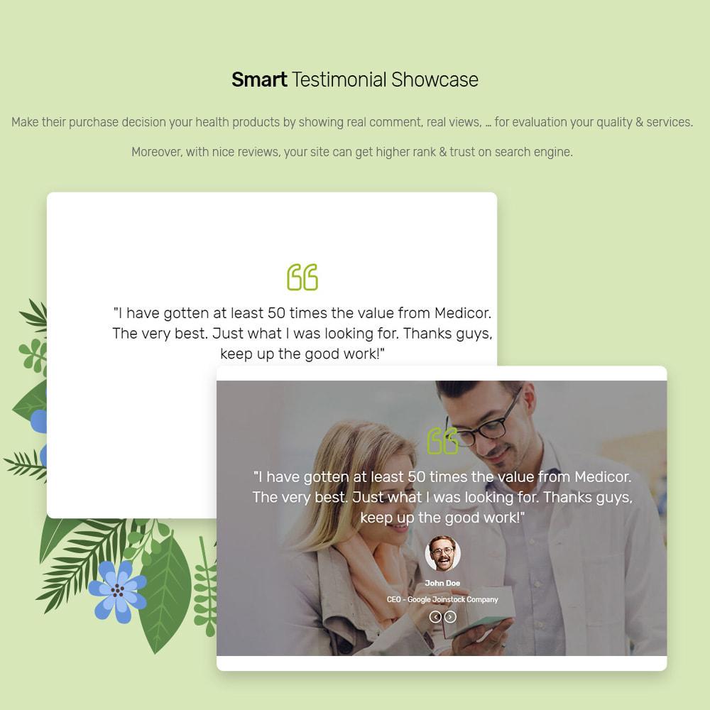 theme - Salud y Belleza - Medicor - Perfect Pharmacy Store - 3