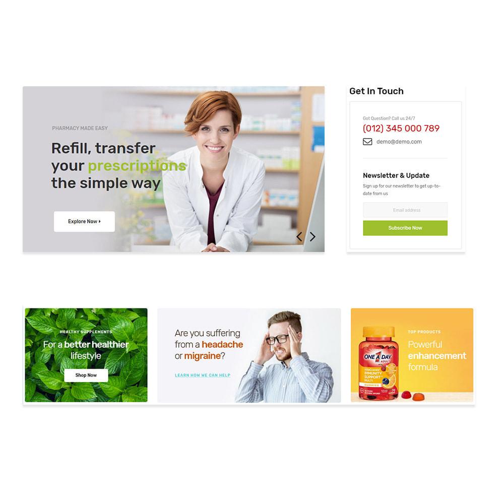 theme - Salud y Belleza - Medicor - Perfect Pharmacy Store - 6