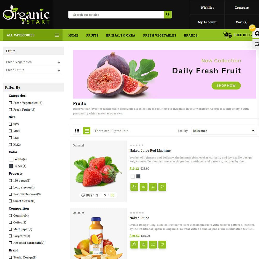 theme - Prezenty, Kwiaty & Uroczystości - Organic Store - 5