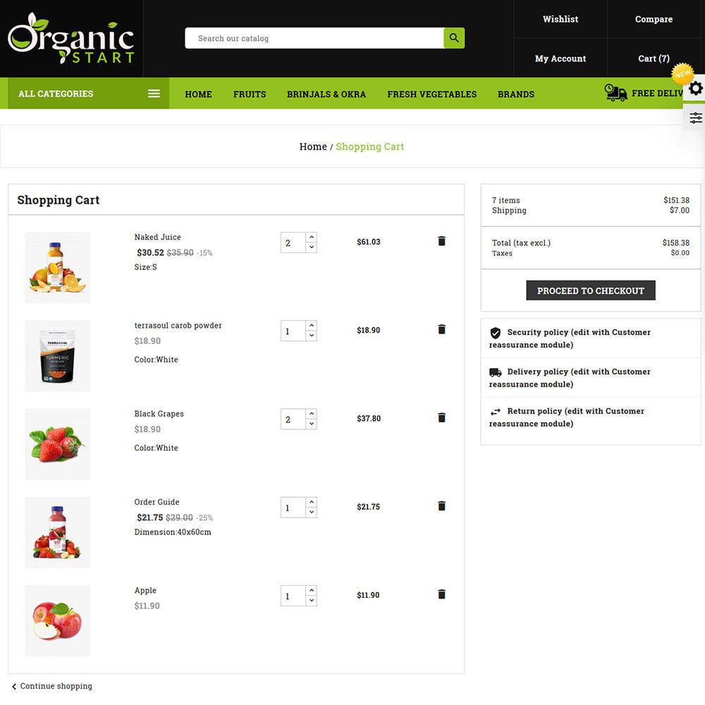 theme - Prezenty, Kwiaty & Uroczystości - Organic Store - 7