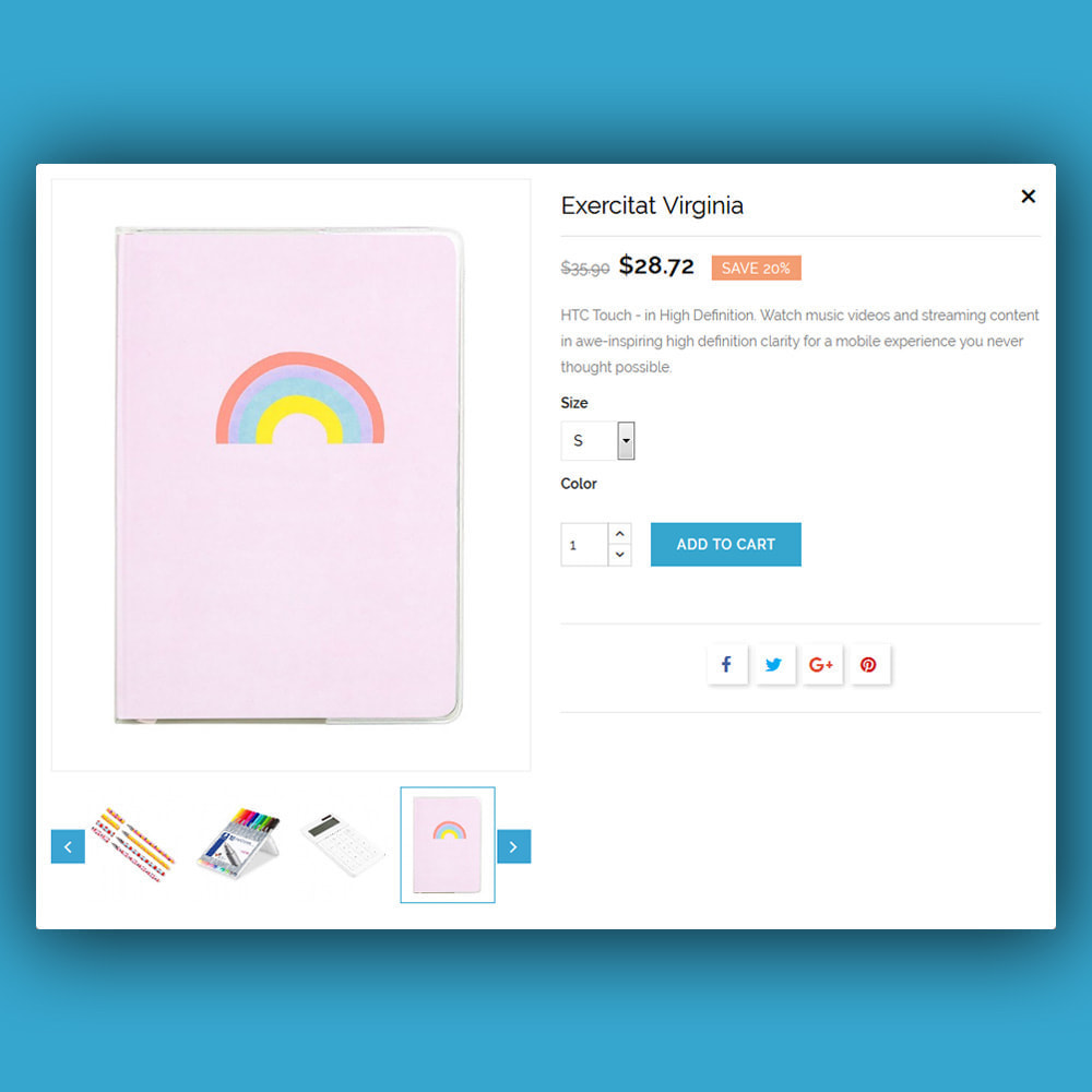 theme - Искусство и Культура - Notebook - Stationary Store - 9
