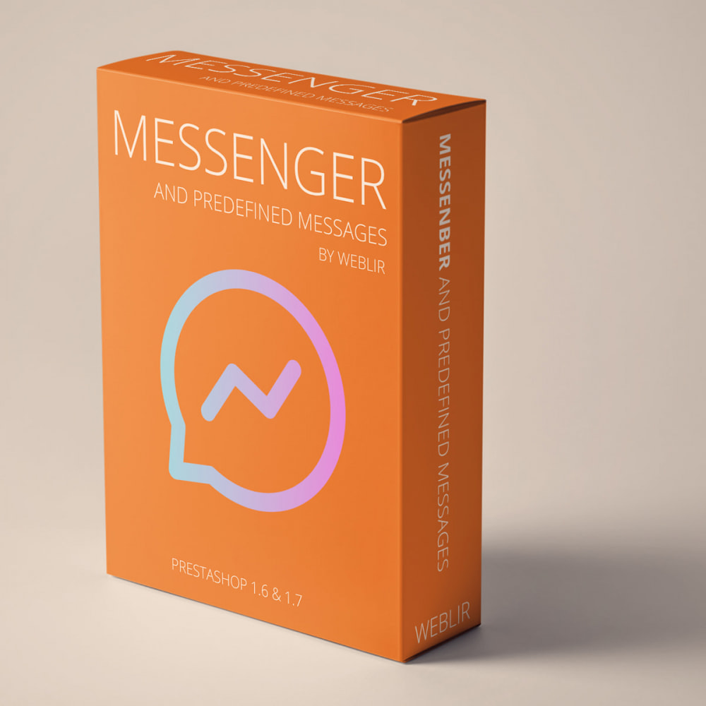 module - Ondersteuning & Online chat - Messenger en chat Bot - 1