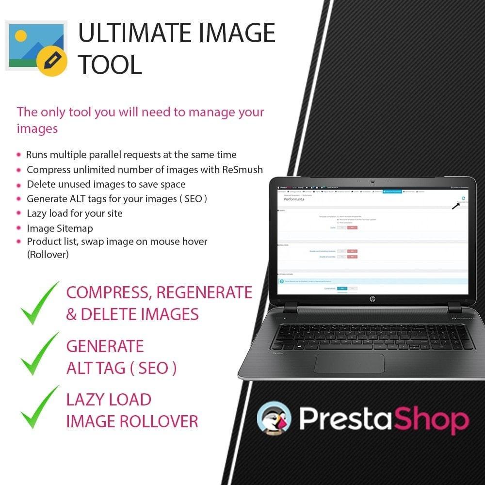 module - Produktvisualisierung - Bildbearbeitungsmodul: WebP, Bilderkomprimierung - 1