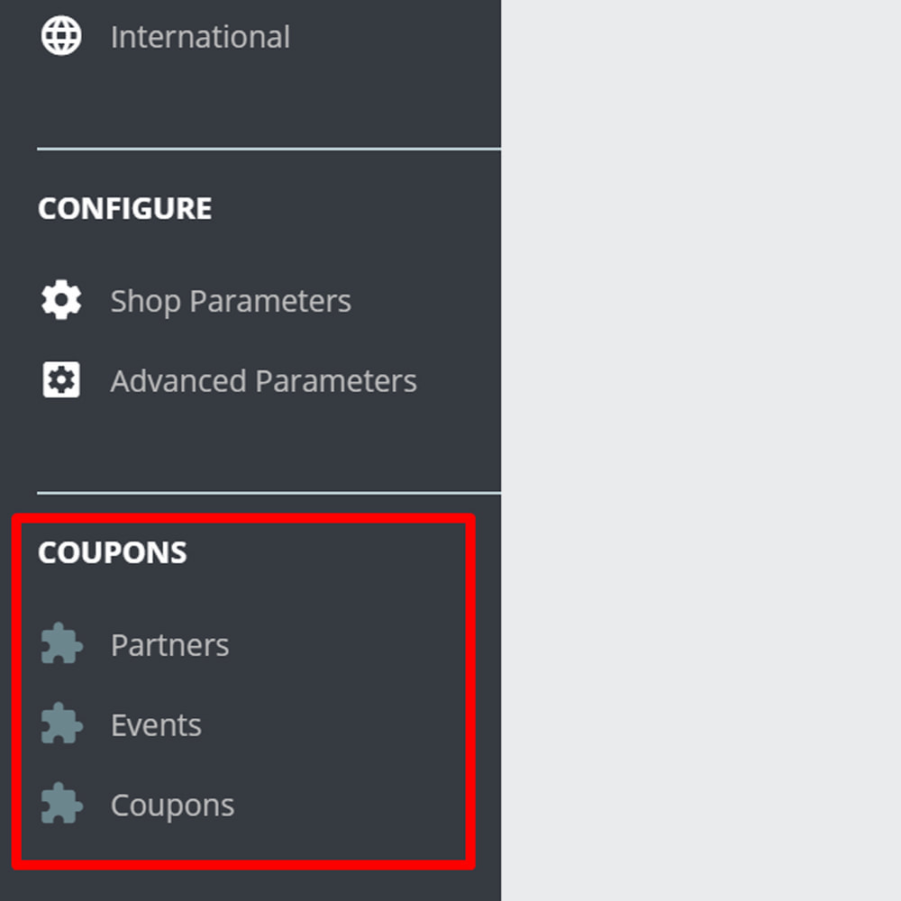 module - Promotion & Geschenke - Generator coupons (any service coupons) - 2