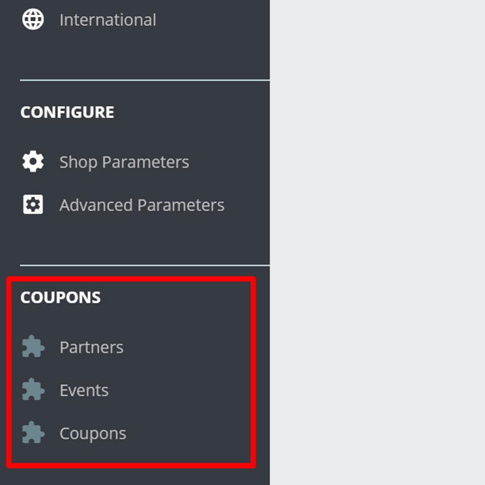 module - Promotions & Cadeaux - Coupons generator (tous les coupons de service) - 2