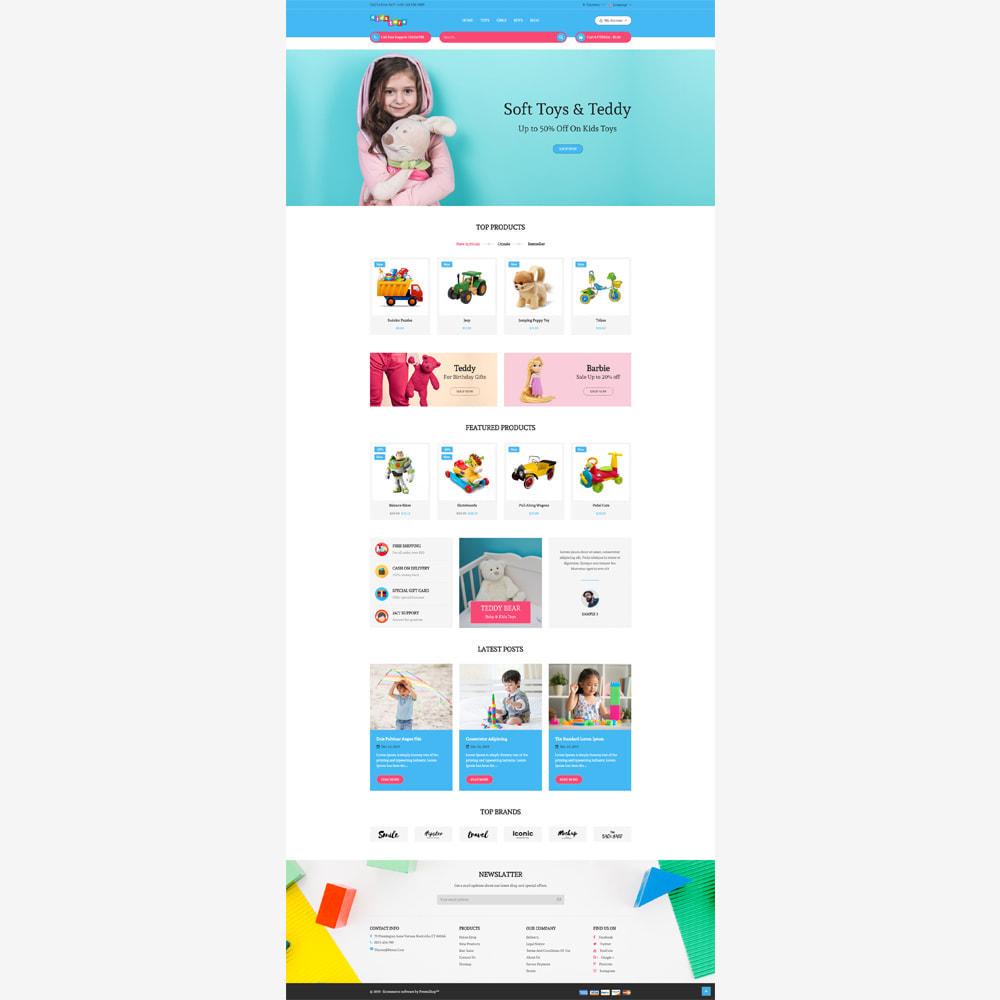 theme - Bambini & Giocattoli - Negozio per bambini - 2