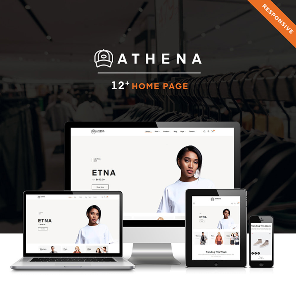 theme - Mode & Schoenen - Athena Fashion store - 1